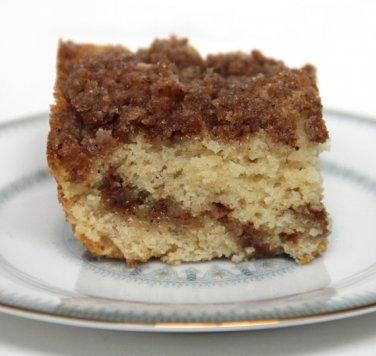 Coffee Cake & Spice TS