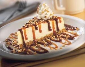 Chocolate Turtle Cheesecake BS1