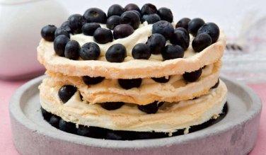 Blueberry Meringue Torte GS3