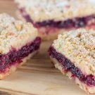 Cranberry Crunch Bars BS1
