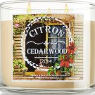 Citron Cedarwood B&BW Type BS2