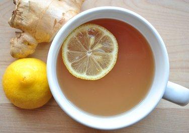 Lemon Ginger Tea BS1