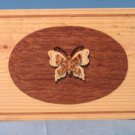 Butterfly keepsake box #LCW0106