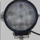 18W LED work light round flood beam/LED work lamp 9-32V DC