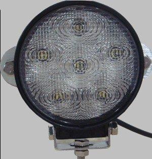 18W LED work light round flood beam/LED work lamp 9-32V DC