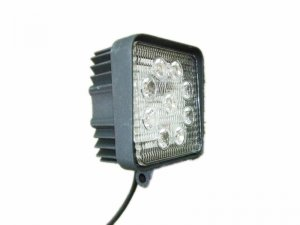27W CREE LED work light Square