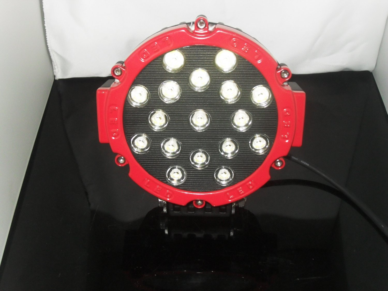 Super bright 43W LED work light