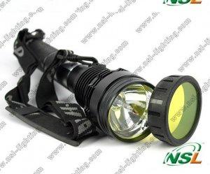 50/38W HID torch /HID flash light