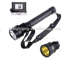65/40W HID torch /HID flash light