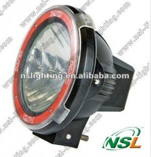 9 Inch 70W HID Work Light HID Off Road Light 4X4 HID Spot Light 4WD Light