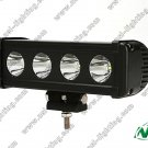 8inch 40W Cree LED Work Light Bar,4x4 Led Off road Light Bar,Auto Led Driving Light Bar