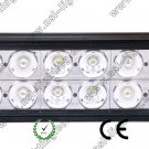 High power 120W Double Raw LED light bars for truck offroad mining, spot or flood