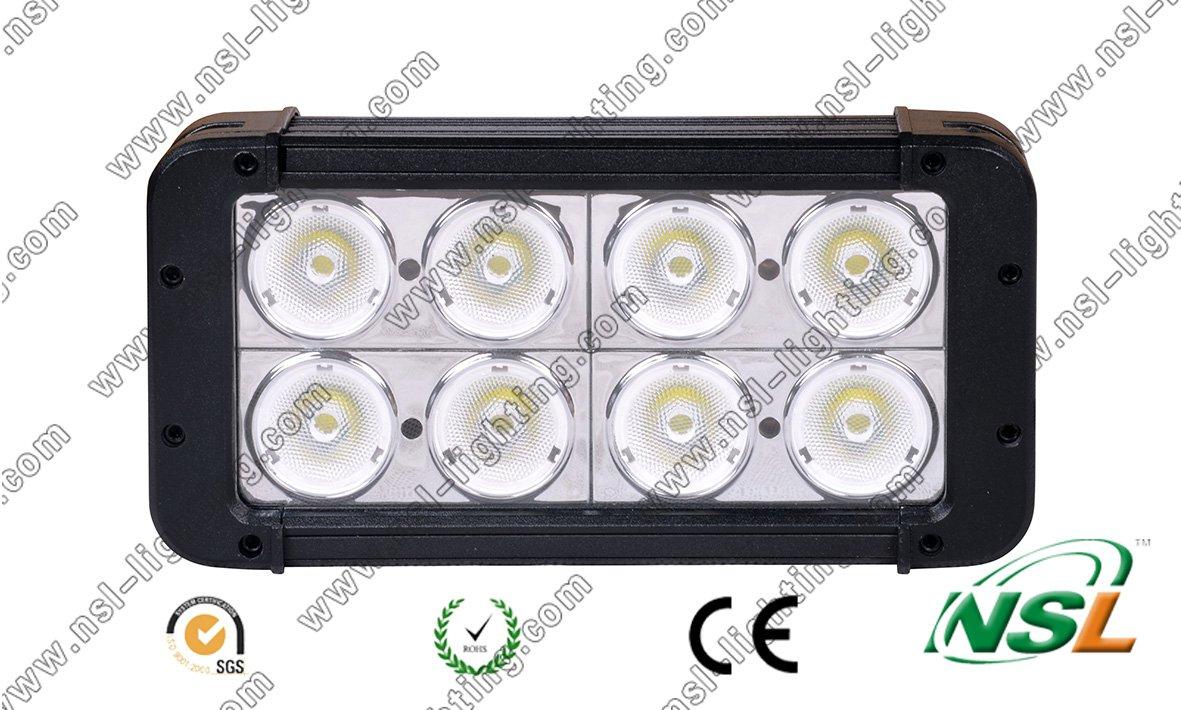 80W Double Row CREE LED Light Bar ip68 waterproof LED lights bar