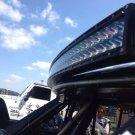 50 inch 288W Cree Led Car Light, Curved Led Light bar Off road Spot,flood,combo led light