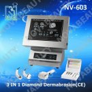 NV-603 ORIGINAL 3 IN 1 NOVA NEWFACE DIAMOND MICRODERMABRASION PEELING MACHINE