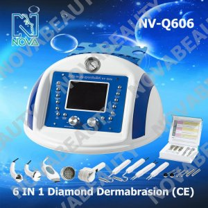 NV-Q606 6 FUNCTIONAL DIAMOND MICRODERMABRASION MACHINE