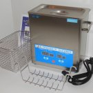 DSA140SE-SK2 4.8L 5QT 440W 40 KHz HEATED INDUSTRIAL ULTRASONIC PARTS CLEANER WASHER