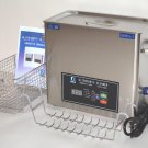 DSA210SE-GL2 7L 610 WATT 20/40 KHz DIGITAL HEATED INDUSTRIAL ULTRASONIC CLEANER