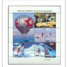 SPAIN STAMP ALBUM PAGES 1850-2011 (782 color illustrated pages)