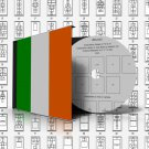 IRELAND STAMP ALBUM PAGES 1922-2011 (279 pages)