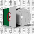 ALGERIA STAMP ALBUM PAGES 1924-2011 (165 pages)