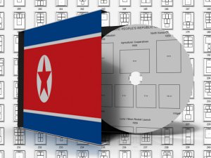 NORTH KOREA (DEMOCRATIC PEOPLE´S REPUBLIC OF KOREA) STAMP ALBUM PAGES 1946-2011 (1035 pages)