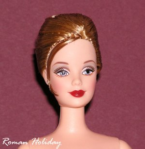 Collector Edition Barbie -- Gorgeous Golden Blonde French Twist