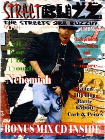 Steetbuzz Dvd Presents... Nehemiah Vol.1 No.1