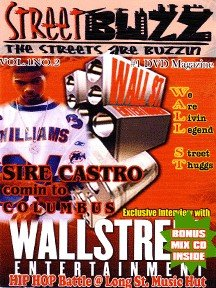 Streetbuzz Dvd Magazine Presents... Sire Castro Vol.1 No.2