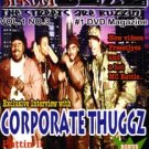 Steetbuzz Dvd Presents... Corporate Thuggz Vol.1 No.3