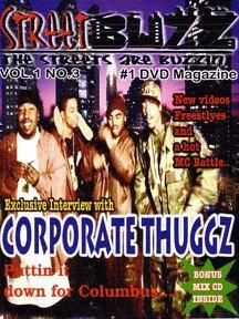 Steetbuzz Dvd Presents... Corporate Thuggz Vol.1 No.3