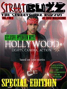 Streetbuzz Dvd Magazine Presents... Hollywood Lights, Camera, Action Vol.1 No.5