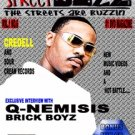 Streetbuzz Dvd Magazine Presents... Q-Nemisis Brick Boyz Vol.1 No.6