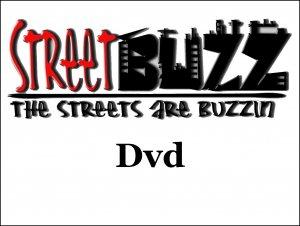 100ct. Streetbuzz Dvd's