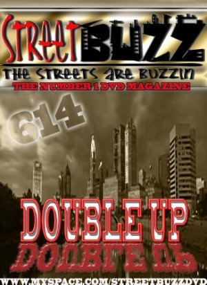 Streetbuzz Dvd Present... Double Up Issue