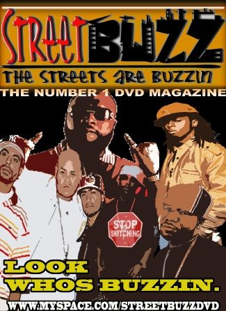 Streetbuzz Dvd Present... Look Who's Buzzin