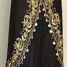Harem Pant Black Belly Dancer Costume Dress B
