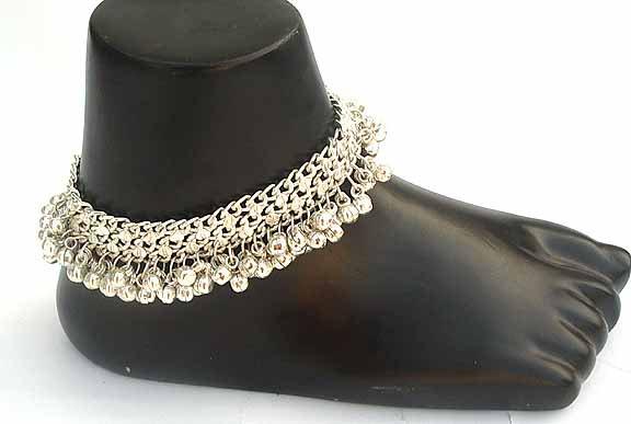 Indian Anklets F