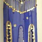 Belly Dance Costume Dress C Blue
