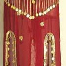 Belly Dance Costume Dress C Maroon