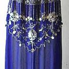 Belly Dancing Costume Dress DS Blue