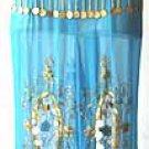 Belly Dancing Costume Dress FG Turqoise