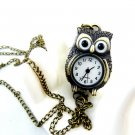 Owl necklace watch BZ6