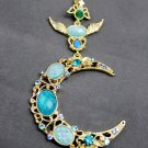 Beautiful moon necklace
