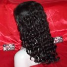 Deep Wave Lace Front Wig Feels Like Human