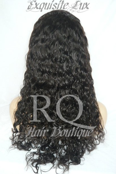 Lace front wig you choose color, length & texture!