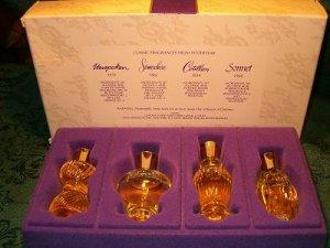 Avon Sentimental Treasures 4 Fragrances Collection