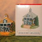 AH205b JEREMIAH SOBEL'S CARRAIGE HOUSE--Liberty Falls Collection