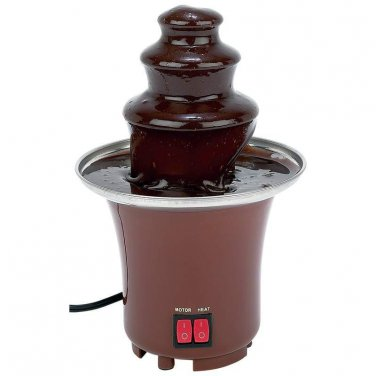 Electric Chocolate Fountain