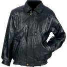 Maxam® Brand Italian Mosaic™ Design Genuine Top Grain Lambskin Leather Jacket